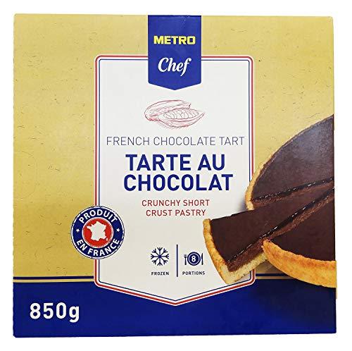 MC タルト ケーキ 洋菓子 スイーツ フランス産 冷凍 (チョコレートタルト 850g)