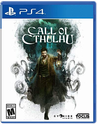 Call of Cthulhu for PlayStation 4 [USA]