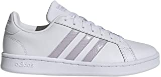adidas Womens Grand Court White Size: 9 US