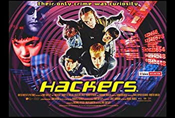 Hackers Poster Movie  27 x 40 Inches - 69cm x 102cm   1995   Style B