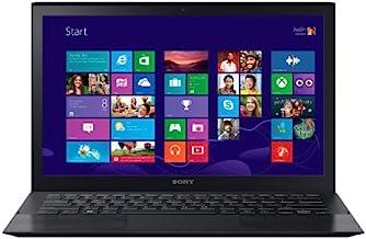 Sony VAIO Pro SVP1321HGXBI 13.3' LED (Triluminos) Ultrabook - Intel Core i7 i7-4500U 1.80 GHz - Black
