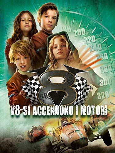 V8 - Si accendono i motori