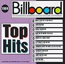 Billboard Top Hits: 1984 by Various Artists (1992) Audio CD