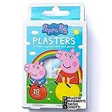 Peppa Pig Tiritas Para Niños (x18)