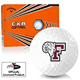 Callaway Golf CXR Control Fordham Rams Golf Balls
