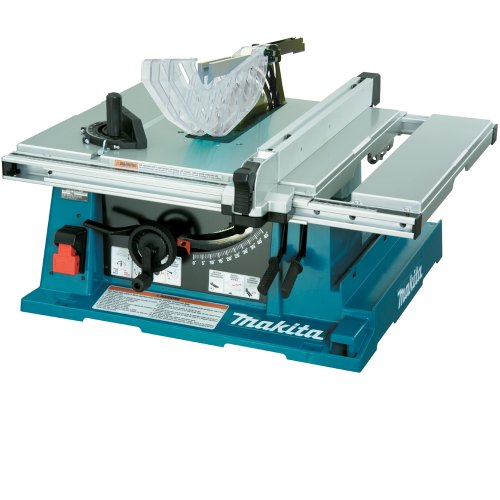 Product Image of the Makita 10-Inch Contractor Table Saw