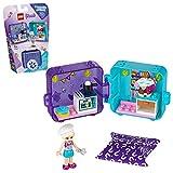 LEGO 41401 Friends Stephanies magischer Würfel, Sammlerbauset, Mini-Spielset, tragbares Spielzeug für unterwegs
