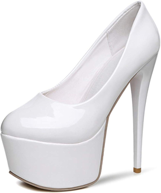 Fanatical-Night The Product was Upgrade, Fashion Women Pumps Platform High Heels shoes