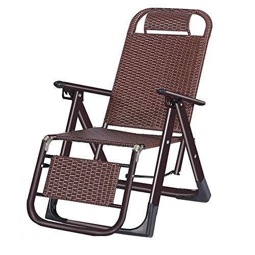 Piezas mecánicas Tumbona plegable Sillón reclinable Relajante plegable Silla de playa Sillas para tumbonas Tumbona de jardín reclinable Tumbona reclinable Patio al aire libre Tumbonas Sillas reclin