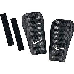 Nike Kinder J CE Schienbeinschoner, Black/White, L/170-180 cm