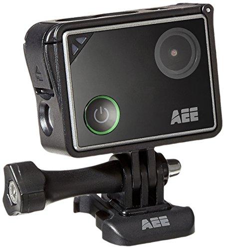 AEE Lyfe Titan - Videocámara Deportiva de 16 MP (1.8', 4K, 30FPS, 1080p, 60FPS, 720p, 120FPS, WiFi,...