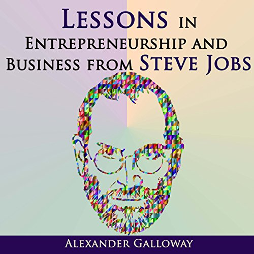 Lessons in Entrepreneurship and Business from Steve Jobs audiobook cover art