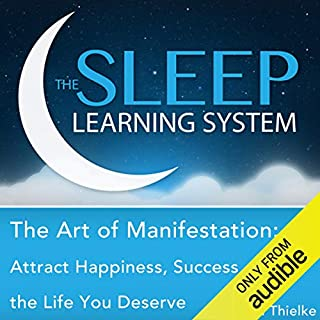 The Art of Manifestation audiobook cover art
