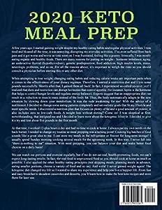 Keto Meal Prep Cookbook For Beginners: 600 Easy, Simple & Basic Ketogenic Diet Recipes (Keto Cookbook) #1