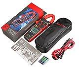 Uni-T 600Una auténtica pinza amperimétrica, rango automático, frecuencia, 1...