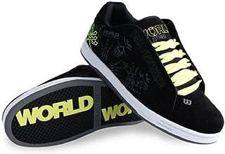 World Industries Boy's Bones Skateboarding Sneaker Shoe