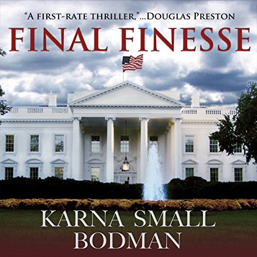 Final Finesse audiobook cover art