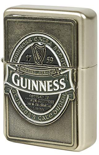 Guinness Accendino a Benzina Standard