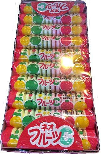 松山製菓ネオフルーツC22g×30袋