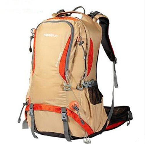 Limit Sac d'alpinisme femelle 40l50l extérieur Sac à bandoulière mâle Sac de voyage Voyage Sac à bandoulière Sac extérieur, 40 l