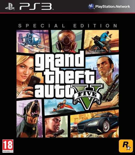 GIOCO PS3 GTA V SE