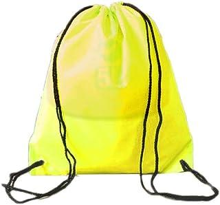 Dozenla Sport Running Workout Drawstring Bag Backpacks Portable Waterproof Storage Bag