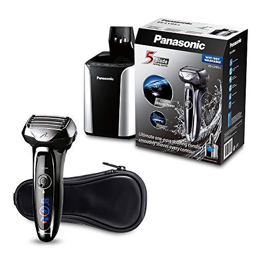 Panasonic ES-LV95 Máquina de afeitar de láminas Recortadora Negro - Afeitadora...