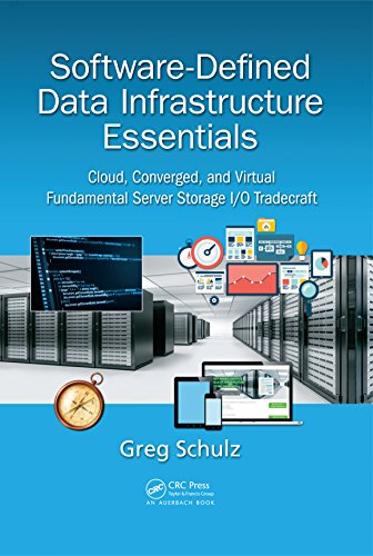 Software-Defined Data Infrastructure Essentials: Cloud, Converged, and Virtual Fundamental Server Storage I/O Tradecraft (English Edition)