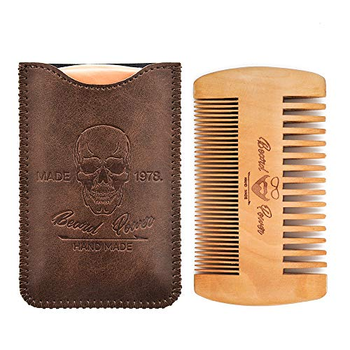 Beard Power Wooden Beard Comb