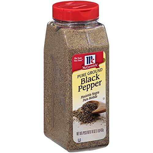 Ground Black Pepper - Pieprz czarny