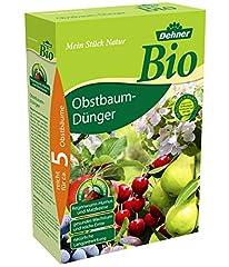 Bio Obstbaum-Dünger
