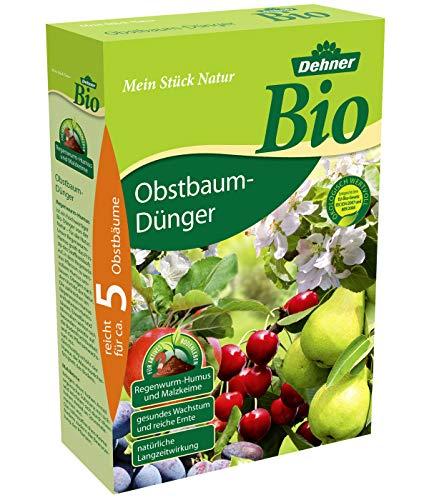 Dehner Bio Obstbaum-Dünger, 1.5 kg, für ca. 5 Obstbäume