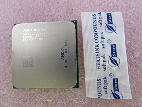 AMD adx640wfk42gm Athlon II X46403,00GHz Sockel AM2+/AM3Propus CPU Prozessor