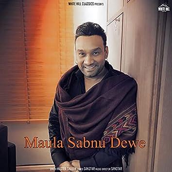 Maula Sabnu Dewe