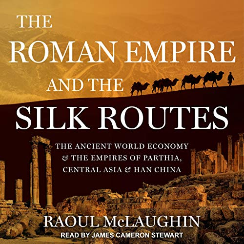 The Roman Empire and the Silk Routes cover art