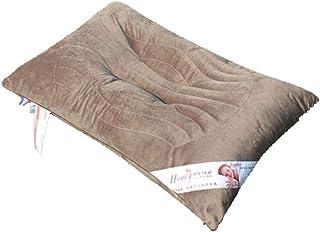 Almohadas estándar Cassiae relleno suave algodón relleno almohadas transpirable cama almohada lavable funda de algodón para el hogar recámara