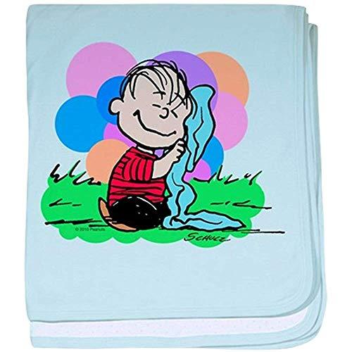 Decke Werfen Happy Linus Fleecedecke Comfort Warmth Weiche Decke 102X127Cm
