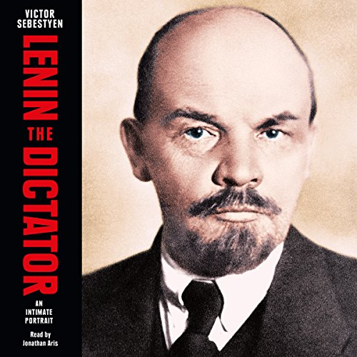 Lenin the Dictator audiobook cover art