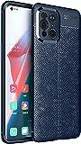 For Oppo Find X3 Pro Case, [Slim Fit] Shockproof Carbon