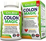 Colon Cleanse Detox Formula - Natural Bowel Cleanser Pills for Intestinal Bloating & Fast Digestive Cleansing - Daily Constipation Relief Supplement for Gut, Belly Fat - Women Men Herbal Weight Loss