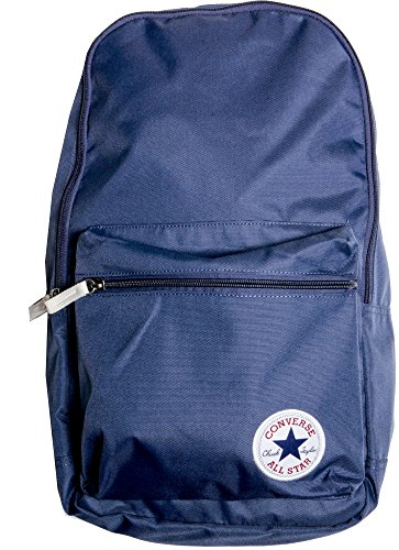 Converse Hombre Logo Backpack, Azul, One Size