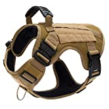 Tactical Dog Harness with...