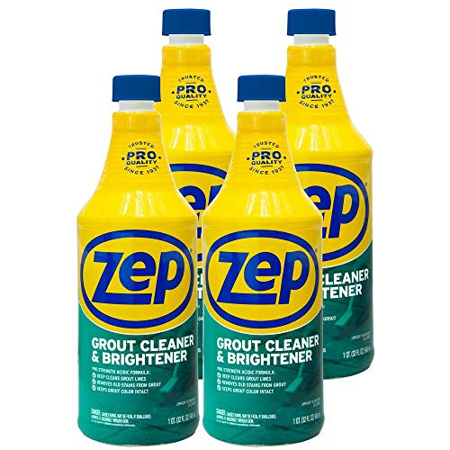 Product Image of the ZEP Grout Cleaner and Whitener 32 oz. (Case of 4)