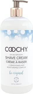 Coochy Shave Cream, Be Original, 32 Ounce