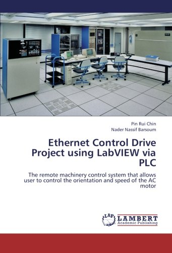Ethernet Control Drive Project Using LabVIEW Via Plc