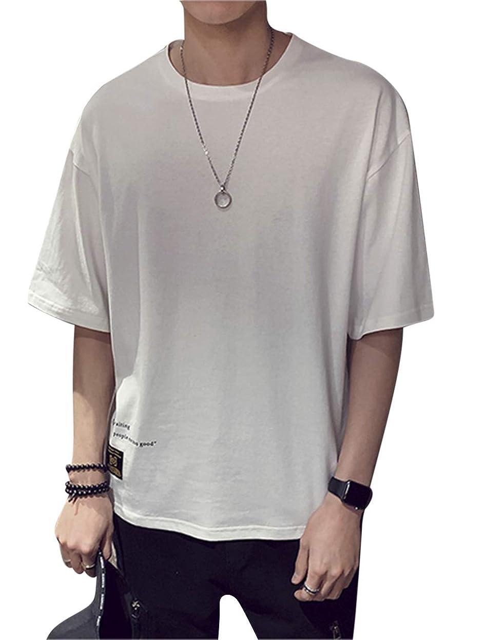 元気な納屋薬理学MissX Tシャツ メンズ 半袖 カットソー 五分袖Tシャツ 吸汗速乾 軽い 柔らかい 夏服 夏季対応