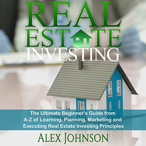 Real Estate Investing audiobook cover art