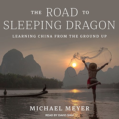 The Road to Sleeping Dragon audiobook cover art