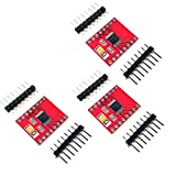 HiLetgo 3pcs DRV8833 Dual Motor Driver Compatible with TB6612 for Arduino Microcontroller Better Than L298N
