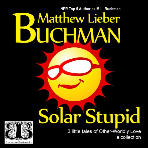 Solar Stupid audiobook cover art